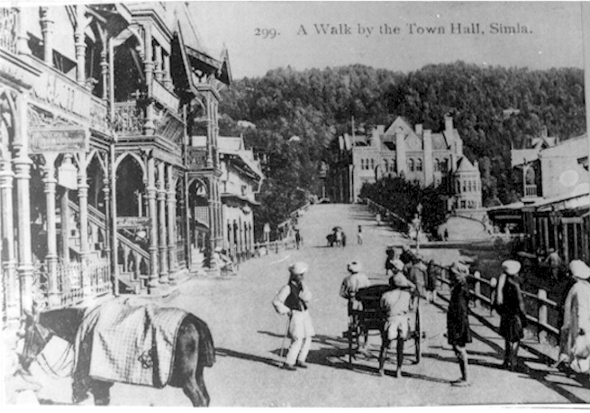 Town_Hall,_Shimla_in_1950.jpg