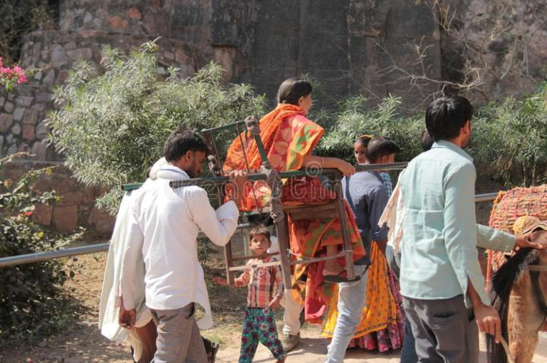 woman-going-palanquin-india-old-woman-carried-palanquin-four-man-carrier-hard-working-labor-hot-sun-uphill-113723099.jpg
