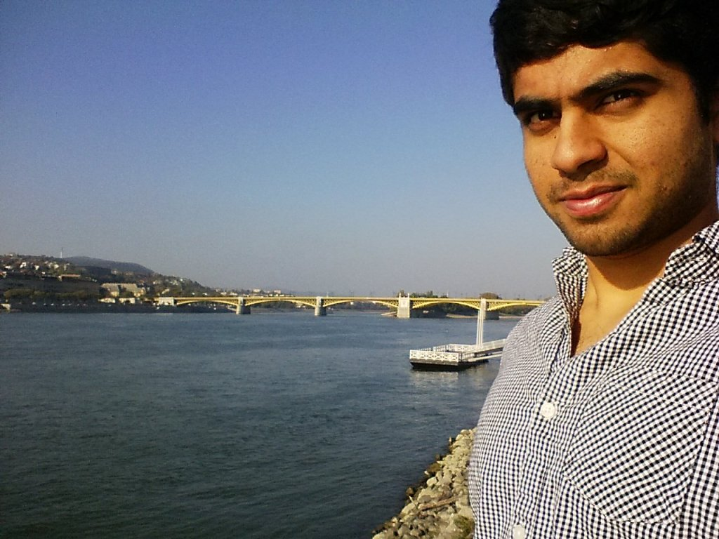 Gobi Dasu by the Danube River in Hungary