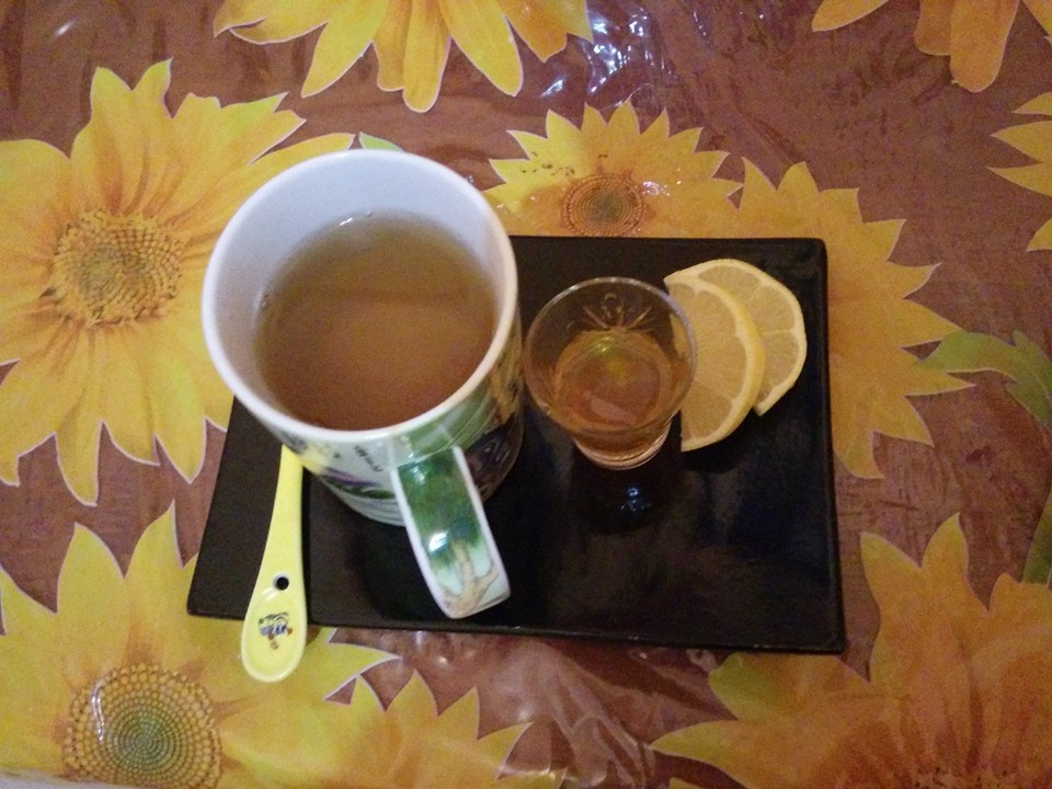 Emi, the Zen Hostel Budapest receptionist, greeted me with tea with honey
